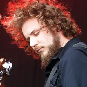 Jim James, lead vocalist and guitarist of My Morning Jacket (via www.neoseeker.com)