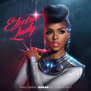 The Electric Lady by Janelle Monae