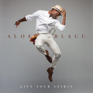 Lift Your Spirit album art.