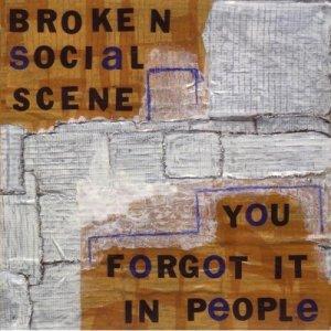 You Forgot It In People album art