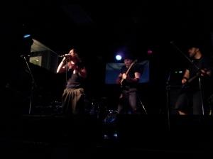 Twelve Foot Ninja at Lee's Palace for Canadian Music Week