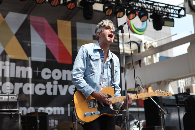 We Are Scientists at NXNE 2013, via NXNE 2013 Official Flickr/Phill Brennen