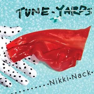 Album art for Nikki Nack.