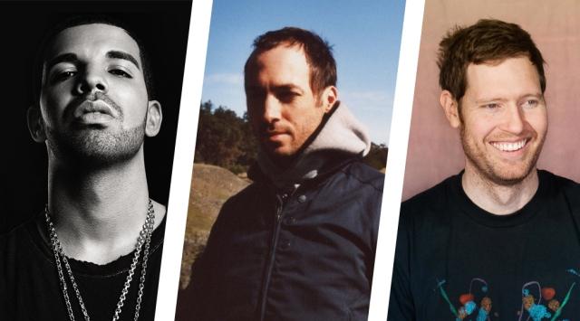 Drake, Tim Hecker, Chad VanGaalen