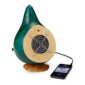 Gourd amplifier