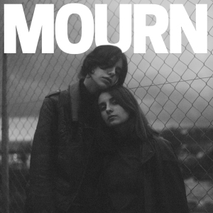Album cover for Mourn