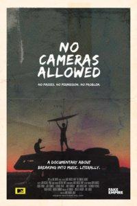 Poster for No Cameras Allowed