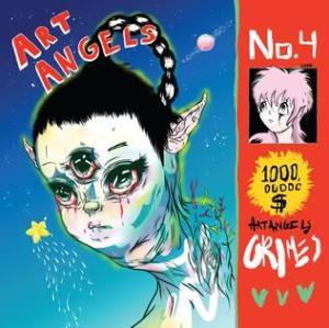 Album art for Art Angels